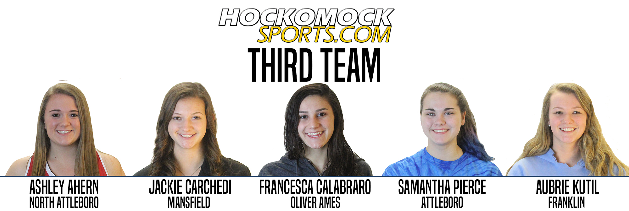 Girls Basketball 3rd Team - Hockomock Sports photo